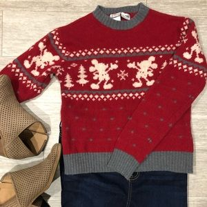 Disney Holiday Sweater